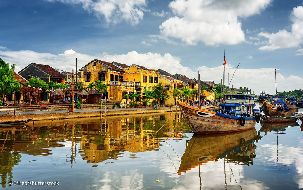 How to get Hoi An